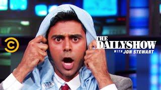 getlinkyoutube.com-The Daily Show - Minhaj's Muslim Makeover