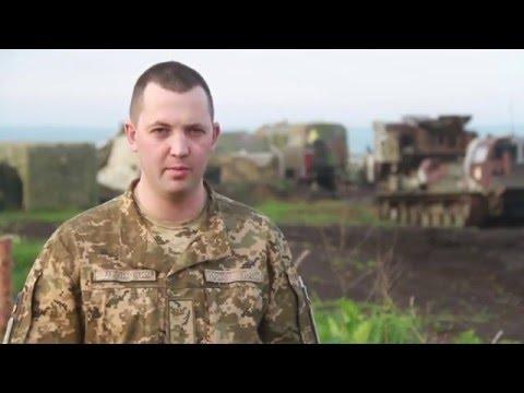 Со стороны оккупированного Донецка террористы били из минометов по позициям АТО.