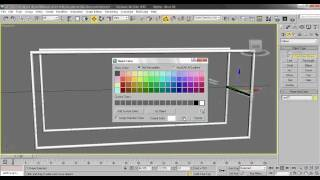 how to make stadium in 3ds max  part 1