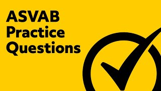 ★★ Best ASVAB Practice Questions - Free ASVAB Math Tips ★★