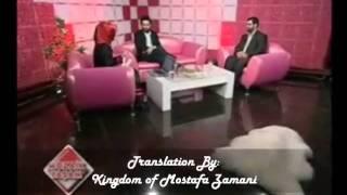 "getlinkyoutube.com-interview with mostafa zamani in "" MOZAİK program "" with Arabic subtitle PART 1"