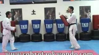 Rapidez de reacción y de movimientos en Taekwondo