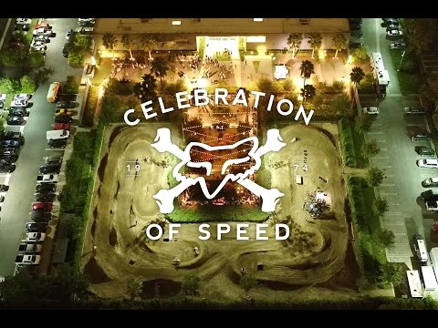 FOX PRESENTS | CELEBRATION OF SPEED| FOX HQ