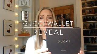 getlinkyoutube.com-New Gucci wallet reveal !