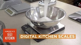 Equipment Review: Best Digital Kitchen Scales