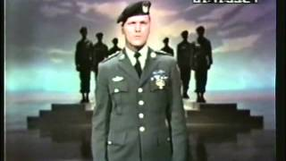 getlinkyoutube.com-SSG Barry Sadler - The Ballad Of The Green Berets (1966)
