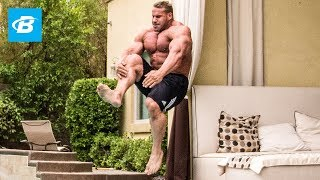 getlinkyoutube.com-Live Large | Jay Cutler Living Large | Mass-Building Workouts, Training Tips, Nutrition Plan | Ep 1