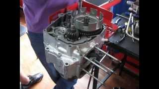 getlinkyoutube.com-Video Aula Curso Mecanica de Moto - Embreagem