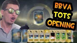 Fifa 15 - TOTS Opening BBVA  - Increíble mi nuevo mejor jugador - Nuevo Equipo Chetado BBVA