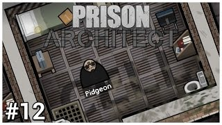 Prison Architect Update 11 - #12 - Death Row - Let's Play / Gameplay / Construction