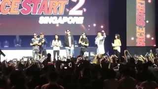 getlinkyoutube.com-Running Man Race Start Season 2 in Singapore (29 Nov 2014)