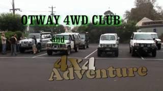 getlinkyoutube.com-4x4 Adventure - Otway Out With Otway 4WD Club (28-04-13)