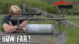 getlinkyoutube.com-How Far Will an Air Rifle Kill?