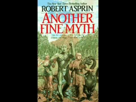 Robert Asprin - Another Fine Myth Audiobook  Pt 1 of 10