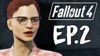 Fallout 4 - Начинаем Проходить! #2