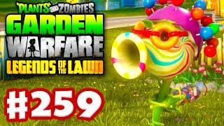 getlinkyoutube.com-Plants vs. Zombies: Garden Warfare - Gameplay Walkthrough Part 259 - Delicious Candy Set!