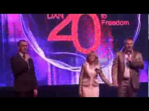 The fastest DXN Crown Ambassador's 20th Anniversary presentation