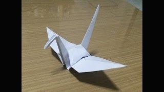 getlinkyoutube.com-วิธีการพับนกกระดาษ