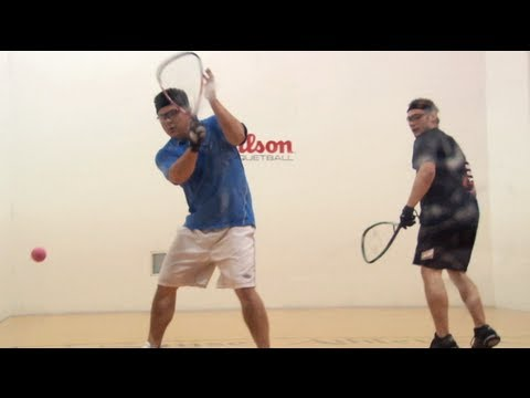2011 Rose City Racquetball Tournament