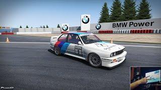 getlinkyoutube.com-Project Cars Gameplay - Online Racing [WheelCam]