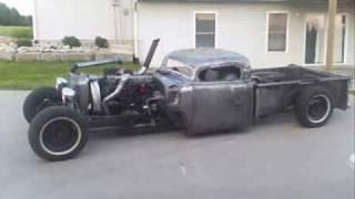 getlinkyoutube.com-dodge diesel cummins rat rod chevy on air ride