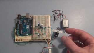 getlinkyoutube.com-Arduino Uno tutorial servo motor control