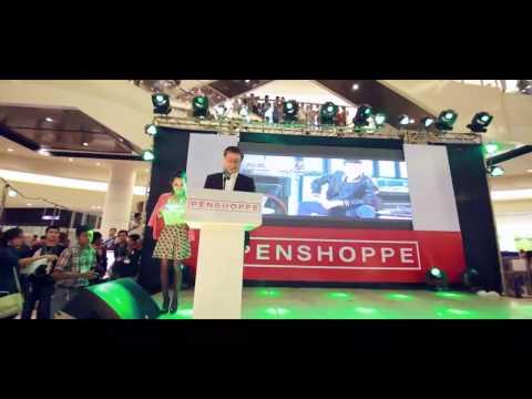Penshoppe Brand Launch feat. Mario Maurer