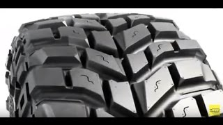 Mickey Thompson Baja Claw TTC Radial Tires Tutorial Overview