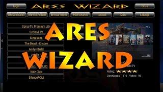 getlinkyoutube.com-XBMC/KODI -HOW TO INSTALL  BEST WIZARD!!!ARES WIZARD.
