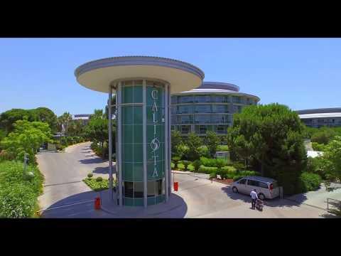 Суперсовременный Calista Luxury Resort 5* в Турции
