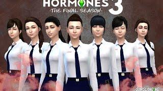 getlinkyoutube.com-สร้างตัวละคร Hormones 3 The Final Season พร้อมชุดนักเรียนหญิง Part2