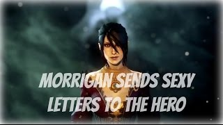 Dragon Age: Inquisition - Morrigan Sends Sexy Letters to the Hero of Ferelden