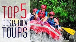 getlinkyoutube.com-Top 5 Costa Rica Tours