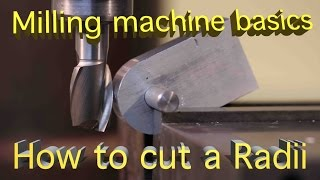 How to cut a Radius