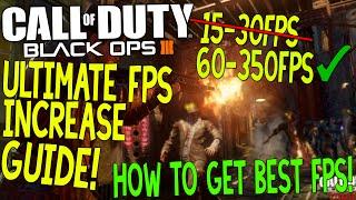 getlinkyoutube.com-COD: Black Ops 3 - Dramatically increase performance / FPS with any setup!