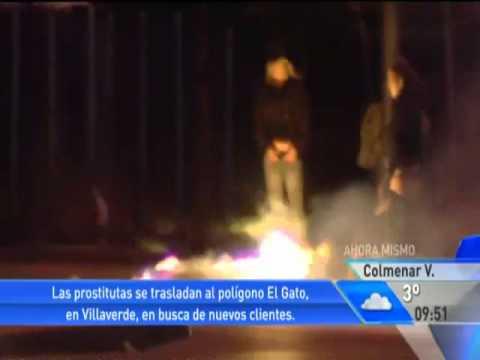 Cambia el mapa de prostitución en Madrid