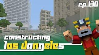 getlinkyoutube.com-Minecraft Xbox One: Constructing Los Dangeles - Episode 130! (Recap!)