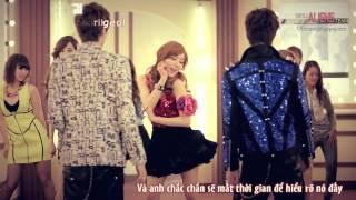 getlinkyoutube.com-[Vietsub + Kara][MV] SNSD-TTS - Twinkle ( Starring EXO's KAI + SeHun + ChanYeol + BaekHyun ) {T.A.T}