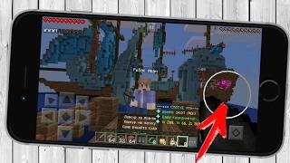 getlinkyoutube.com-Корабль, Супер Кейсы и Многое Другое на Сервере в Minecraft PE 1.0.0 - 1.0.3 (0.17.0)