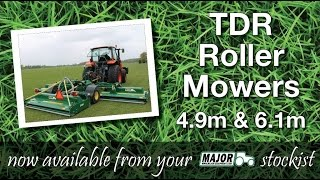 Major Equipment Roller Mowers