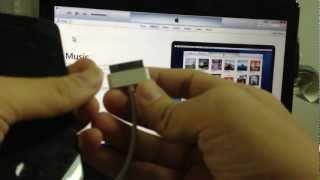 getlinkyoutube.com-วิธีการ RESTORE IPHONE4 ล้างโปรแกรม