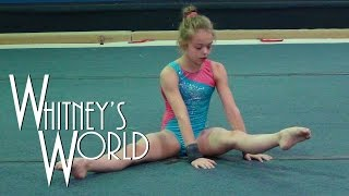 getlinkyoutube.com-Gymnastics Workout | TOPs Training with Coach Ron | Whitney
