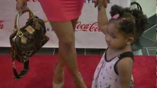 getlinkyoutube.com-Christina Milian Interview: LA Fitness VIP Reception