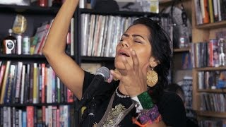 getlinkyoutube.com-Lila Downs: NPR Music Tiny Desk Concert