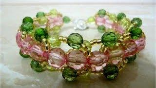 getlinkyoutube.com-DIY accesorios de moda pulseras de colores - DIY fashion accessories bracelets colors