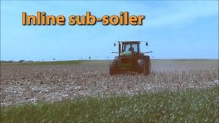 Great Plains In-Line Sub-Soiler