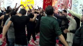 Zawwar-e-HUSSAIN(a.s.) Farsi Noha at Macerata 1437 AH 2015 Muharram