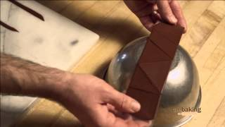 getlinkyoutube.com-Chocolate decorations and tempering chocolate