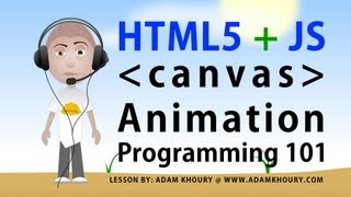 getlinkyoutube.com-html5 canvas animation basics tutorial for beginners javascript programming lesson