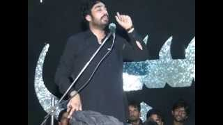 getlinkyoutube.com-zakir Waseem Abbas Bloch 8 Muharam 23-10-2015 Qasre haider Ghakhar Mandi